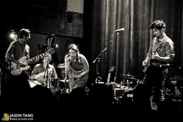 2012.04.29: honeyhoney @ The Neptune Theatre, Seattle, WA
